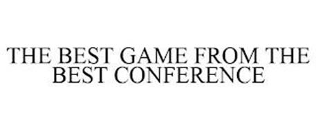 THE BEST GAME FROM THE BEST CONFERENCE