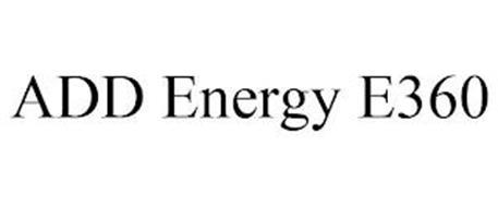 ADD ENERGY E360