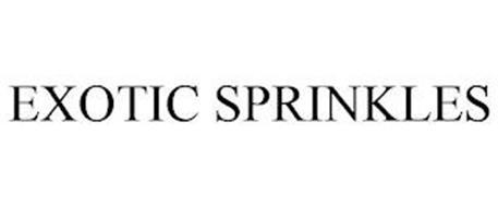 EXOTIC SPRINKLES