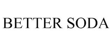 BETTER SODA