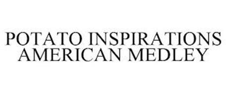 POTATO INSPIRATIONS AMERICAN MEDLEY
