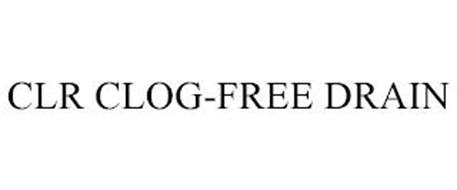 CLR CLOG-FREE DRAIN