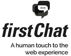 FIRSTCHAT A HUMAN TOUCH TO THE WEB EXPERIENCE