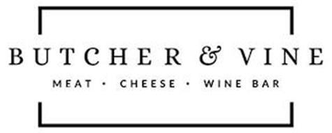 BUTCHER & VINE MEAT · CHEESE · WINE BAR