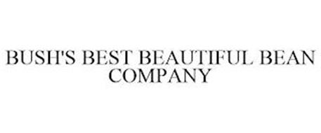 BUSH'S BEST BEAUTIFUL BEAN COMPANY