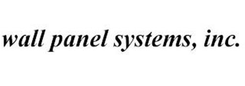 WALL PANEL SYSTEMS, INC.
