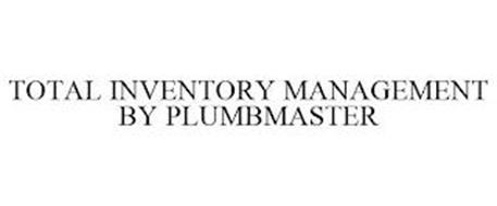 TOTAL INVENTORY MANAGEMENT BY PLUMBMASTER