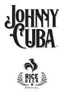 JOHNNY CUBA RICE BEER SPECIAL