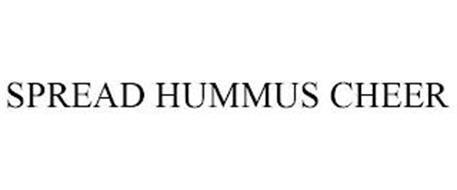 SPREAD HUMMUS CHEER