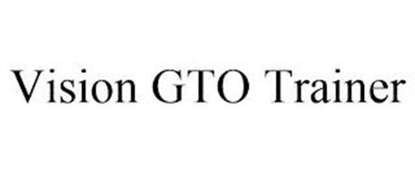 VISION GTO TRAINER