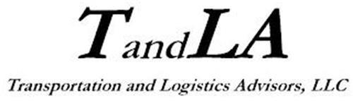 TANDLA TRANSPORTATION AND LOGISTICS ADVISORS, LLC