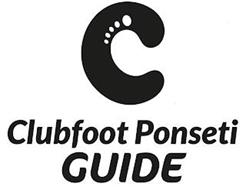 CLUBFOOT PONSETI GUIDE