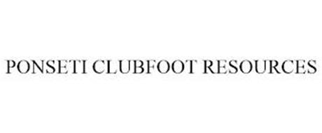 PONSETI CLUBFOOT RESOURCES