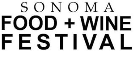 SONOMA FOOD + WINE FESTIVAL