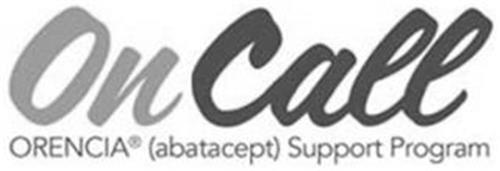 ON CALL ORENCIA (ABATACEPT) SUPPORT PROGRAM