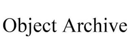 OBJECT ARCHIVE