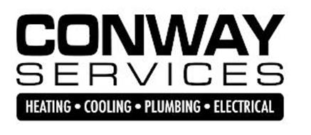 CONWAY SERVICES HEATING · COOLING · PLUMBING · ELECTRICAL