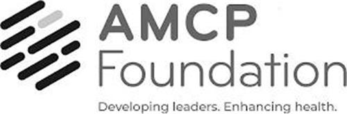 AMCP FOUNDATION DEVELOPING LEADERS ENHANCING HEALTH