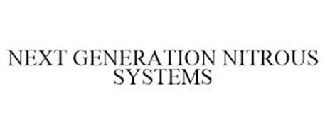 NEXT GENERATION NITROUS SYSTEMS