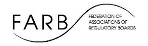 FARB FEDERATION OF ASSOCIATIONS OF REGULATORY BOARDS