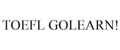 TOEFL GOLEARN!