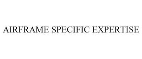 AIRFRAME SPECIFIC EXPERTISE