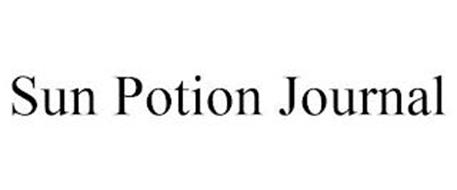 SUN POTION JOURNAL