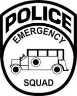 POLICE EMERGENCY SQUAD