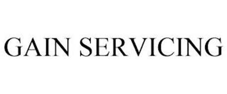 GAIN SERVICING