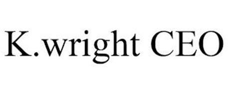 K.WRIGHT CEO
