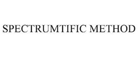 SPECTRUMTIFIC METHOD