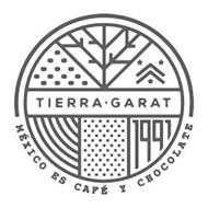 TIERRA · GARAT MEXICO ES CAFE Y CHOCOLATE 1991