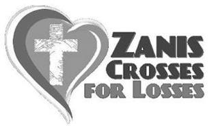 ZANIS CROSSES FOR LOSSES