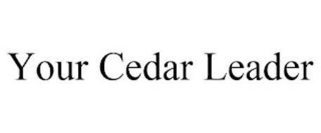 YOUR CEDAR LEADER