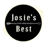 JOSIE'S BEST GLUTEN FREE MIXES