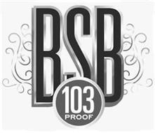 BSB 103 PROOF