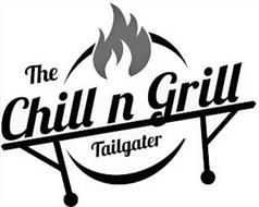 THE CHILL N GRILL TAILGATER