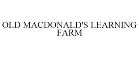 OLD MACDONALD'S LEARNING FARM