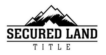 SECURED LAND TITLE