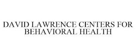 DAVID LAWRENCE CENTERS FOR BEHAVIORAL HEALTH