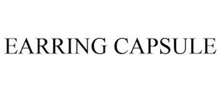 EARRING CAPSULE