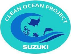 CLEAN OCEAN PROJECT SUZUKI