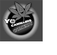YO CANNABIS COMEDY