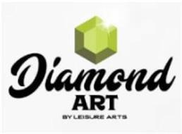 DIAMOND ART BY LEISURE ARTS