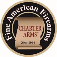 FINE AMERICAN FIREARMS CHARTER ARMS SINCE 1964