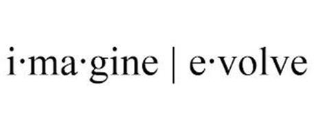 I·MA·GINE   E·VOLVE