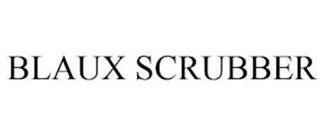 BLAUX SCRUBBER