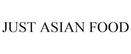 JUST ASIAN FOOD
