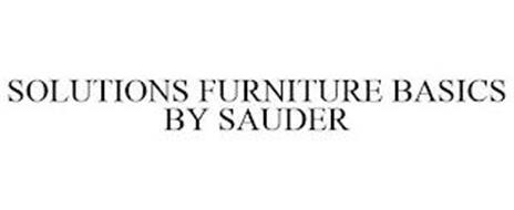 SOLUTIONS FURNITURE BASICS BY SAUDER