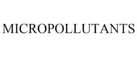 MICROPOLLUTANTS